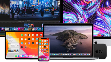 iOS & MacOS Kompatibilität