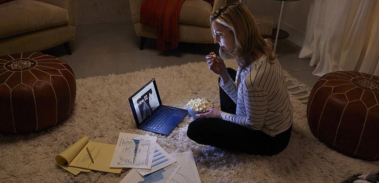 Notebooks von HP Homeoffice Wonzimmer