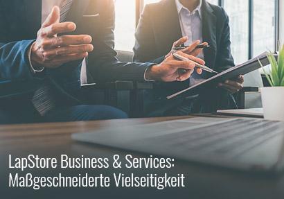 LapStore Business für unsere B2B Kunden